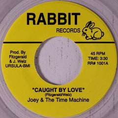 Joey & The Time Machine|Caught By Love