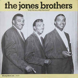 Jones Brothers|Stop The Sun, Stop The Moon*