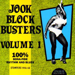 Jook Block Busters Vol. 1 CD|Various Artists