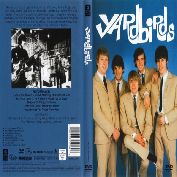 Yardbirds - s/t
