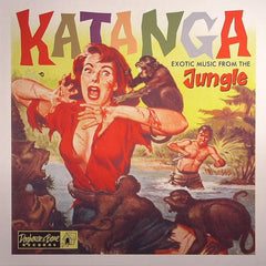 Katanga - Exotic Music From The Jungle - Various Artists
