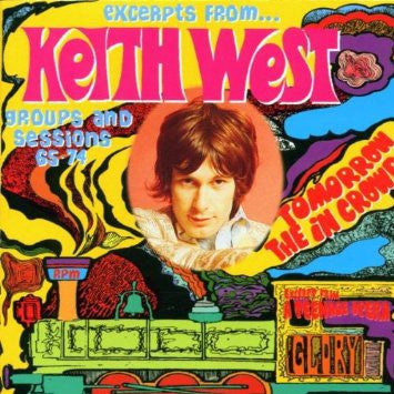 West, Keith - Groups & Sessions 65-74