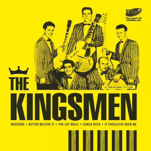KINGSMEN,THE|FULL RECORDINGS EP