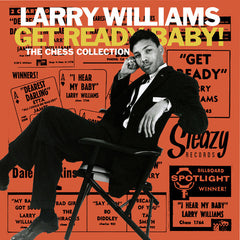 Williams, Larry|The Chess Collection