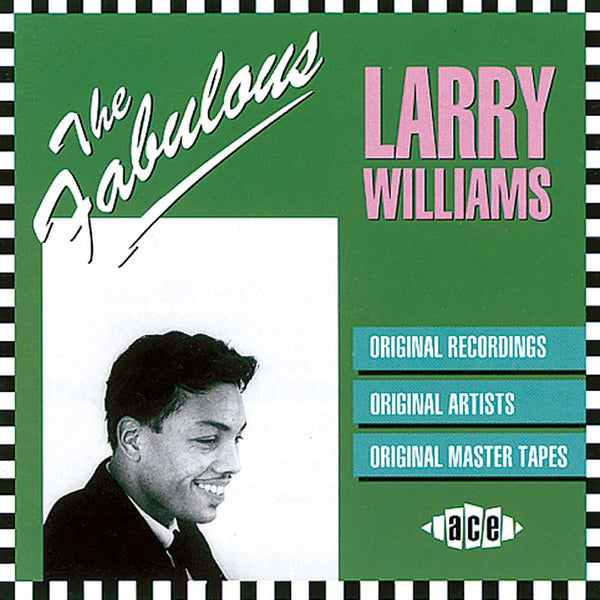 Williams, Larry - The Fabulous...