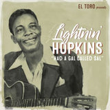 Lightnin' Hopkins|Had a Girl Called Sal +3*
