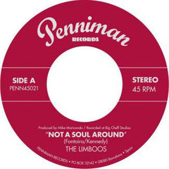 Limboos - Not A Soul Around b/w Space Mambo