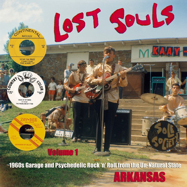 Lost Souls Vol. 1 (180 g) - Various Artists