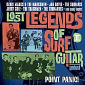 Lost Legends Of Surf Guitars Vol. 2 - Various Artists