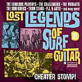 Lost Legends Of Surf Guitars Vol. 3 - Various Artists