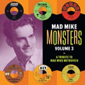 Mad Mike Monsters Vol. 3 - Various Artists