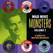 Mad Mike Monsters Vol. 1 - Various Artists