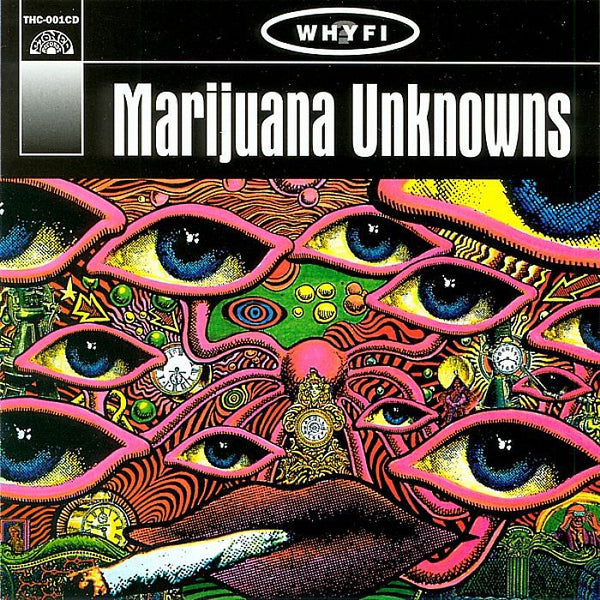 Marijuana Unknowns - Various Artists