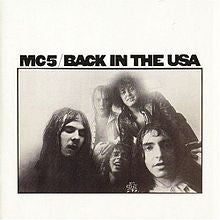 MC5|Back In The USA