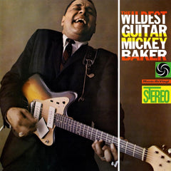 Baker, Mickey - Wildest Guitar (180 g)*