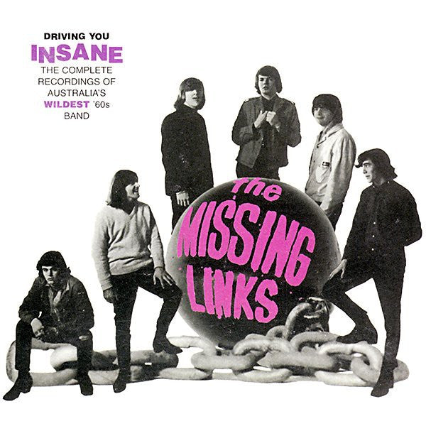 Missing Links - Driving You Insane