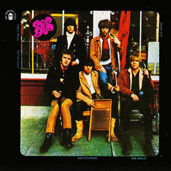Moby Grape - S/T