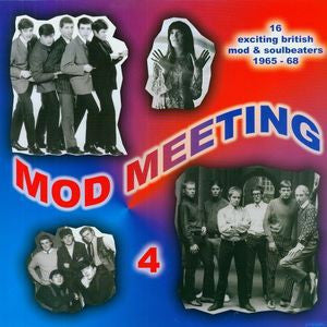 Mod Meeting Vol. 4 - Various Artists