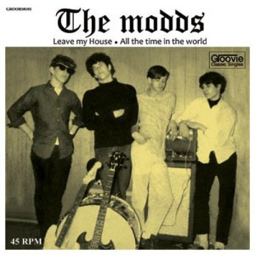 Modds, The - Leave My House