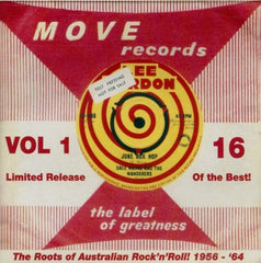 Juke Box Hop Vol. 1 - The Roots Of Australian Rock'n'Roll 1956-'64|Various Artists