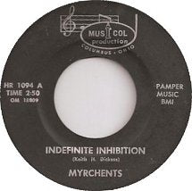 Myrchents|Indefinite Inhibition