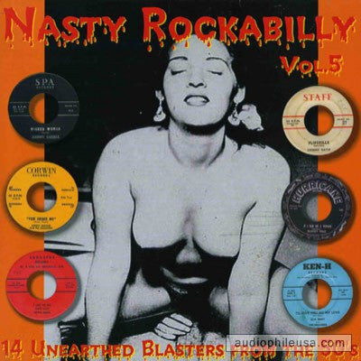 Nasty Rockabilly Vol.  5 - Various Artists