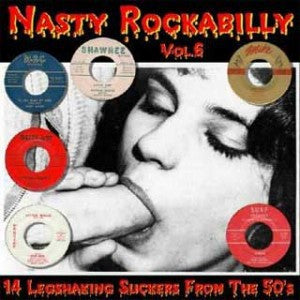 Nasty Rockabilly Vol.  6 - Various Artists
