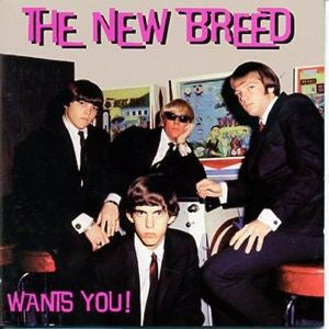 New Breed - Wants You