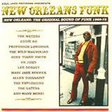 New Orleans Funk - CD - Various Artists