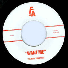Night Crawlers|Want me