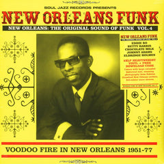 New Orleans Funk Vol. 4 CD*|Various Artists
