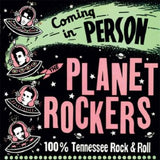 Coming in Person (180g)|Planet Rockers