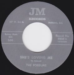 Possums, The|She's Loving Me