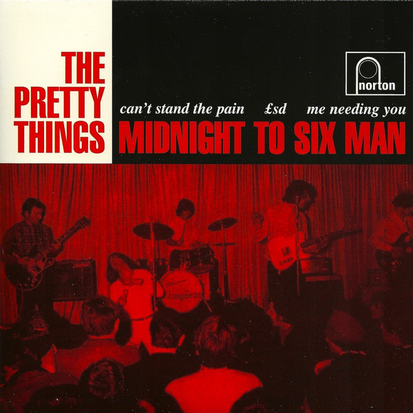 Pretty Things  - Midnight To Six Man+3 Ep