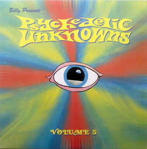 Psychedelic Unknowns Vol.5 |Various Artists