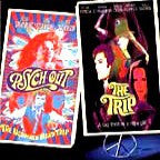 Psych Out + The Trip -