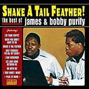 Purify, James & Bobby  - Shake A Tail Feather!