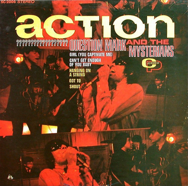 Question Mark And The Mysterians|Action!
