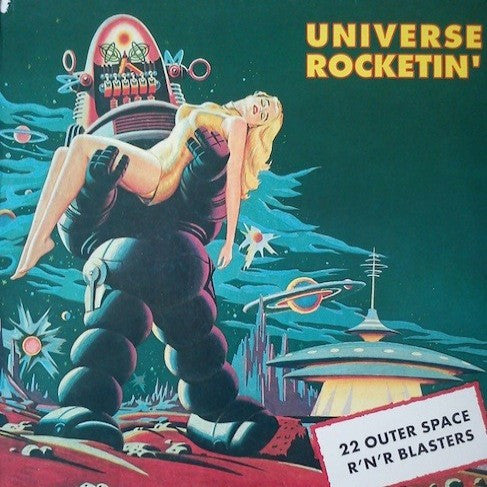 Universe Rocketin - Various Artists