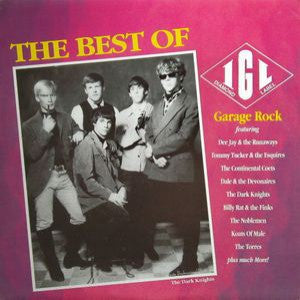Best Of IGL - Garage Rock - Various Artists