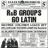Vaya!!!!!!!!! R&B Groups Go Latin - Various Artists