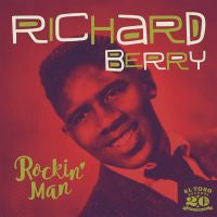 BERRY, RICHARD|ROCKIN' MAN EP