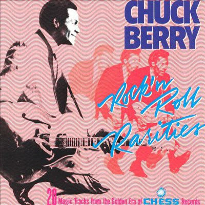 Berry, ChucK - Rarities