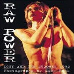 Iggy  & The Stooges - Raw Power Book - By Mick Rock