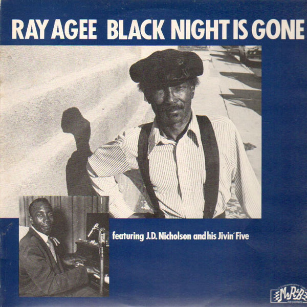 Agee, Ray - Black Night Is Gone*