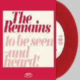 Remains - To Be Seen And Heard