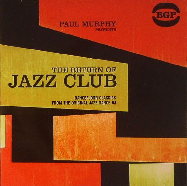(Paul Murphy presents) The Return Of Jazz Club 2LP  |Various Artists