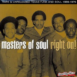 Masters of Soul - Right On!