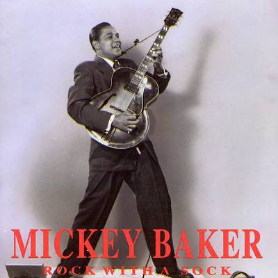 Baker, Mickey - Rock With A Sock