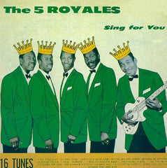 Five Royales|Sing For You